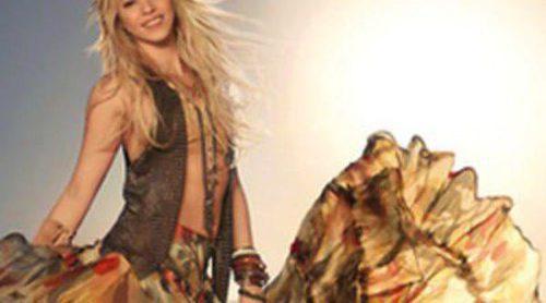 Shakira lanza 'Elixir', su nueva fragancia femenina
