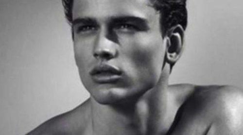 El modelo Simon Nessman protagoniza la nueva campaña de Acqua di Giò de Giorgio Armani