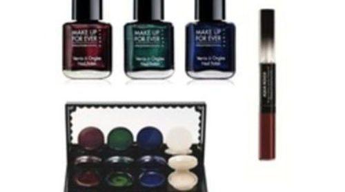 Make Up For Ever lanza la nueva colección de maquillaje Black Tango