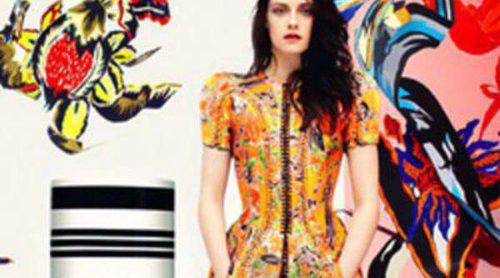 Kristen Stewart protagoniza la campaña del nuevo perfume de Balenciaga