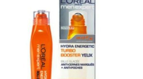 Hydra Energetic Roll On Ojos de L'Oreal revoluciona la cosmética masculina