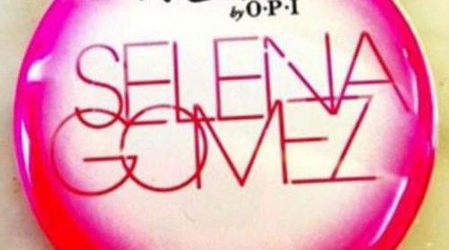 Selena Gomez lanza una línea de esmalte para uñas