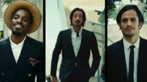 Adrien Brody, Gael García-Bernal y André Benjamin son los nuevos embajadores de Gillette