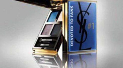Yves Saint Laurent se inspira en Facebook para crear un set de sombras de ojos