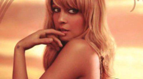 Primera imagen de la campaña del nuevo perfume de Nicole Richie