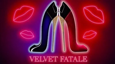 'Good Girl Velvet Fatale', el stiletto de Carolina Herrera se viste de terciopelo rojo para esta Navidad 2018