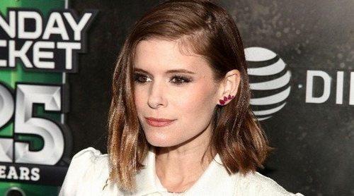 Los mejores peinados de Kate Mara