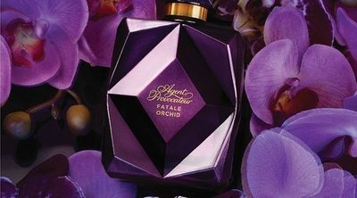 La firma lencera Agent Provocateur presenta 'Fatale Orchid', su nueva fragancia