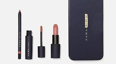 Zara se pasa al mundo de la cosmética anunciando su primera colección de labiales