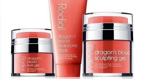 Rodial se inspira en el color 'Living Coral', del Pantone 2019, para reeditar su colección 'Dragon's Blood'