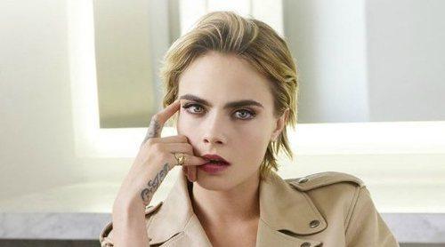 Cara Delevingne se convierte en la embajadora del nuevo labial de Dior