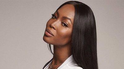 Naomi Campbell será imagen de la próxima campaña para primavera de Nars