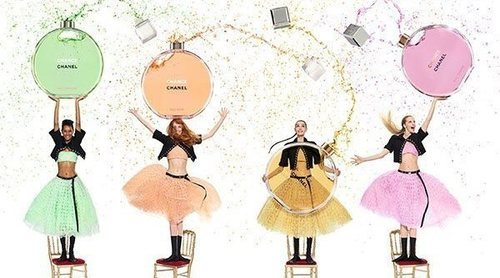 Chanel lanza nueva edición de 'Chance Eau Trende' y una campaña publicitaria diseñada por Jean-Paul Goude