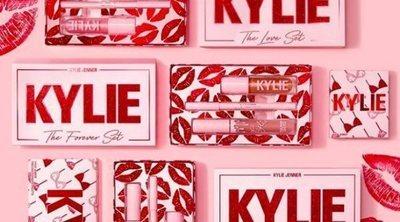 Kylie Jenner se acuerda de Taylor Swift en la colección de Kylie Cosmetics para San Valentín 2019