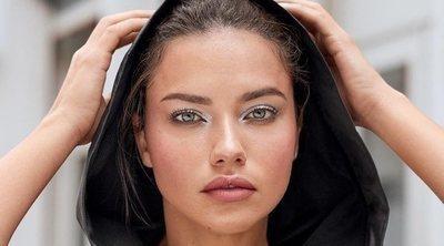 Adriana Lima es la imagen del deportivo maquillaje de Puma X Maybelline