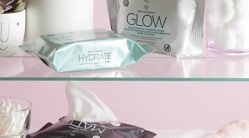 El cuidado facial low cost más completo con 'Prep & Perfect' de Primark Beauty
