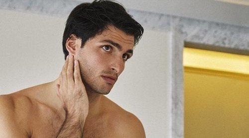 Carlos Sainz presenta 'Total Revitalizer' de Shiseido, cuidado completo para el rostro