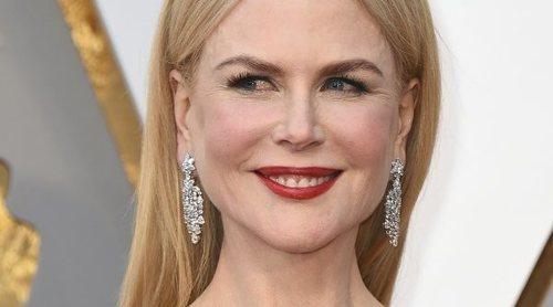 Maquíllate como Nicole Kidman