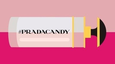 La colección de perfumes más dulce da la bienvenida a 'Prada Candy Night'