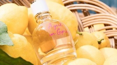 'A Girl In Capri', el nuevo y más fresco perfume de Lanvin