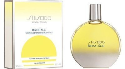 'Rising Sun', el nuevo perfume de Shiseido