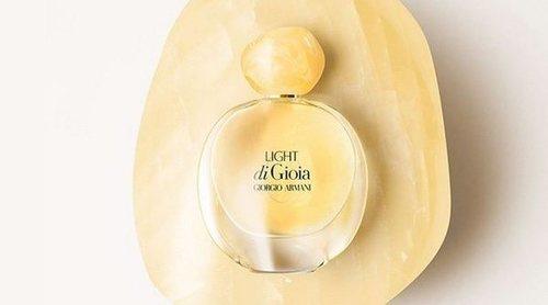 'Light di Gioia', la esencia de los rayos del sol de Giorgio Armani