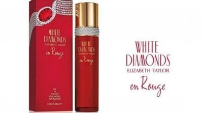 'White Diamonds en Rouge', la nueva edición de la mítica línea de fragancias de Elizabeth Taylor