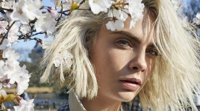 Así es 'Burberry Her Blossom', el nuevo perfume de Burberry con Cara Delevingne como embajadora