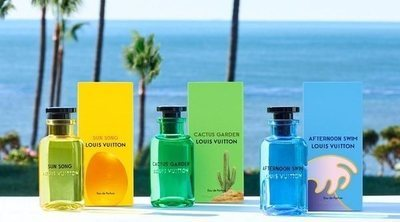 Louis Vuitton presenta 'Cologne Perfumes', los aromas del verano