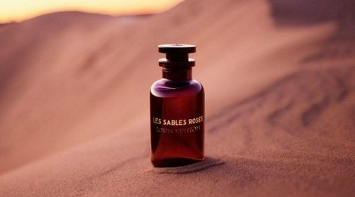 'Les Sables Roses', la nueva fragancia unisex de Louis Vuitton