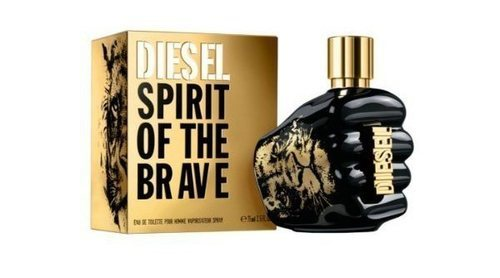 'Spirit Of The Brave', la nueva fragancia masculina de Diesel en colaboración con Neymar
