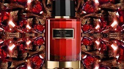 Carolina Herrera presenta 'Sandal Ruby', el nuevo perfume unisex de su exclusiva línea 'Herrera Confidential'
