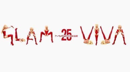 MAC lanza una edición especial de 'VIVA GLAM' para celebrar su 25 aniversario