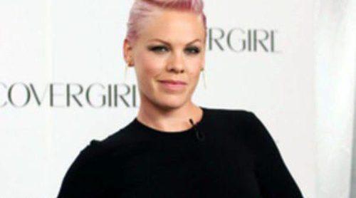 Pink es la nueva imagen de la firma de cosméticos Covergirl