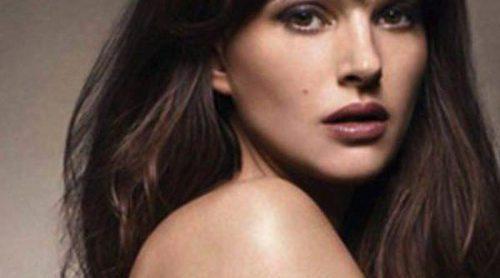Natalie Portman se desnuda para promocionar la nueva base de maquillaje de Dior