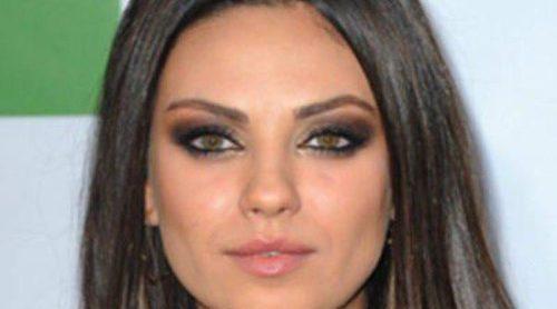 Consigue el look de Mila Kunis paso a paso