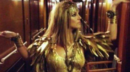 Britney Spears se convierte en Cleopatra en la nueva campaña de Elisabeth Arden