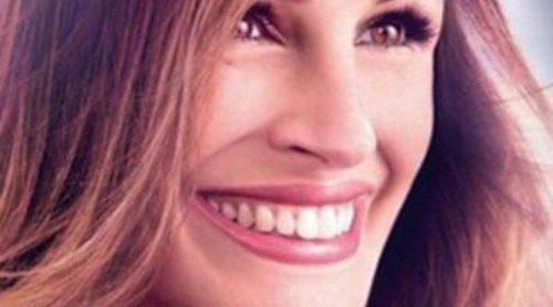 Julia Roberts es imagen del nuevo perfume de Lancôme 'La vie est belle'