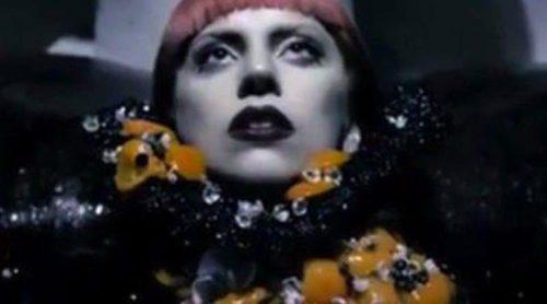 Lady Gaga promociona su fragancia 'Fame' con un macabro vídeo
