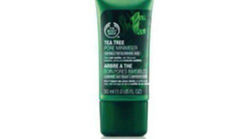 Descubre el nuevo reductor de poros de Árbol de Té de The Body Shop