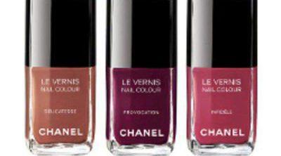 Chanel estrena tres esmaltes exclusivos para celebrar la Vogue Fashion's Night Out