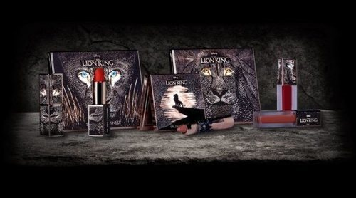 El maquillador de Beyoncé lanza una colección de maquillaje de El Rey León en colaboración con Luminess