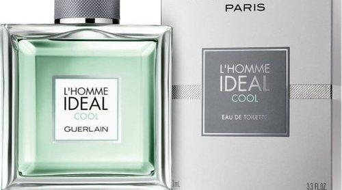'L'Homme Idéal Cool', la nueva fragancia de Guerlain que apuesta por el hombre perfecto