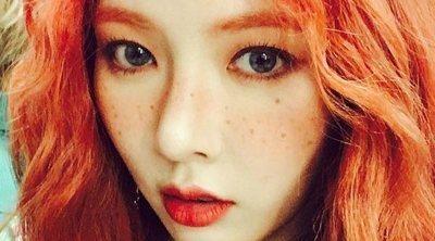 Maquíllate como Hyuna