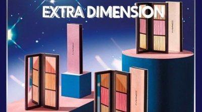 MAC presenta 'Extra Dimension', una colección de paletas iluminadoras, sombras híbridas y gloss brillantes