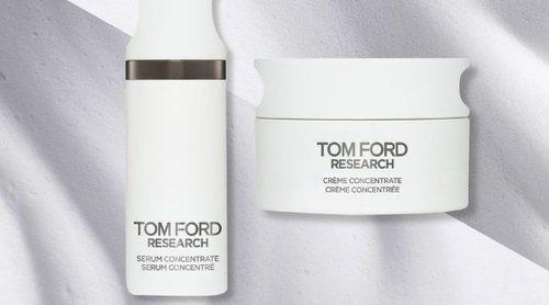 'Tom Ford Research', la exclusiva línea de productos para el cuidado de la piel de Tom Ford