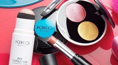 'Pop Revolution': la nueva colección de Kiko Milano que se rinde a la estética retro
