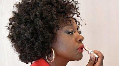 Viola Davis se convierte en embajadora de la línea 'Age perfect' de L'Oreal