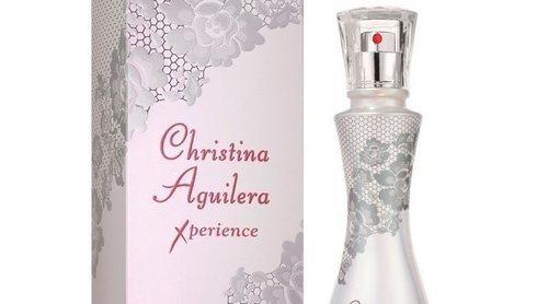 Christina Aguilera lanza 'Xperience', el perfume más acogedor e íntimo de su colección