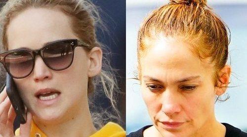 Jennifer Lopez y Jennifer Lawrence encabezan el ranking de los peores beauty looks de esta semana